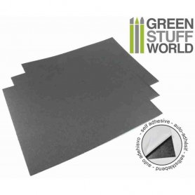 Rubber Steel Sheet - Self Adhive