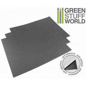 Rubber Steel Sheet - Self Adhive