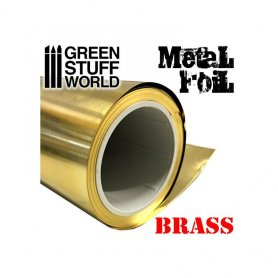 Flexible Metal Foil - BRASS