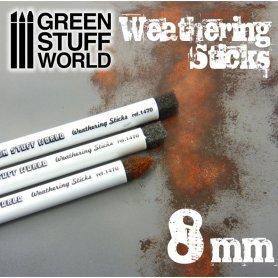 Weathering Brushes 8mm