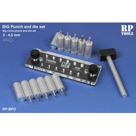RP Toolz Big punch and die set