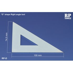 RP Toolz Right angle tool D