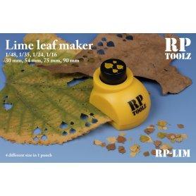 RP Toolz Lime leaf maker in 4 size