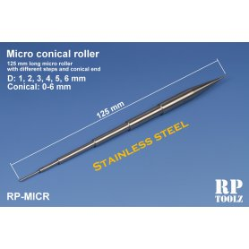 Micro Conical Roller tool