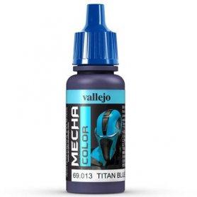 Vallejo MECHA COLOR Titan Blue / 17ml