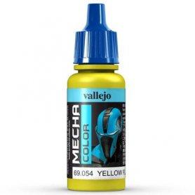 Vallejo Mecha Color Yellow Fluorescent 17ml 69054