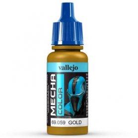 Vallejo Mecha Color Gold 17ml 69059