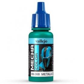 Vallejo Mecha Color Metallic Green 17ml 69068