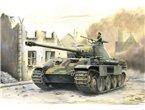 Italeri 1:56 Pz.Kpfw.V Panther Ausf.A