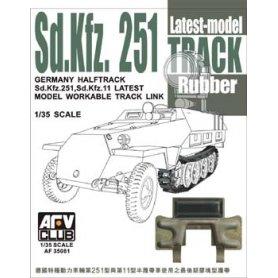 Afv Club 35081 Sdkfz 251I11 Track