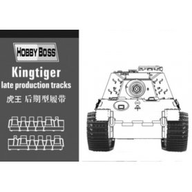 Hobby Boss 81002 1:35 Kingtiger Late Production Tr