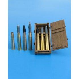 Eureka XXL 7,5 cm Gr.Patr.38 Hl/B Kw.K.40/Stu.K.40 L/43 and L/48