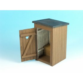 Eureka XXL Country Toilet (Outhouse)