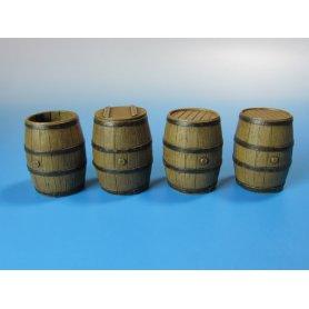 Eureka XXL Wooden Barrels
