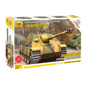 Zvezda 5042 1/72 Jagdpanther Sd.Kfz 173
