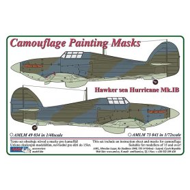 AML M49034 Hawker Sea Hurricane Mk.IB 1/48