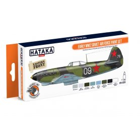 Hataka CS33 Early WW2 Soviet Air Force paint set