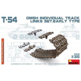 Mini Art 1:35 Ogniwkowe gąsienice OMSH do T-54