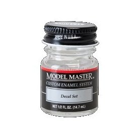 MODEL MASTER 1737 DECAL SET