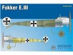 Eduard 7444 Fokker E.III