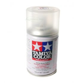 Farba w sprayu Tamiya TS-13 Clear