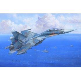 Hobby Boss 81713 Su-27UB Flanker C