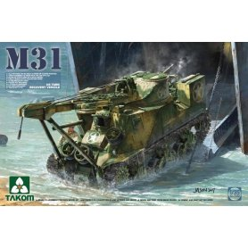 Takom 2088 US Tank M31 Recovery Vehicle - NOWOŚĆ