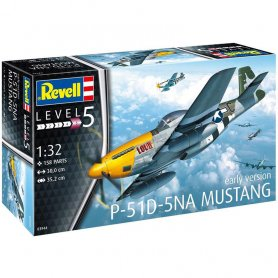 Revell 03944 1/32 P-51D-5NA Mustang