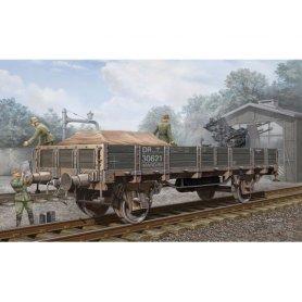 Trumpeter 01518 Ger.Railway Gondola