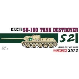 Dragon 1:35 Egipski SU-100