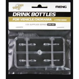 MENG SPS-002 DRINK BOTTLES FOR VEH.