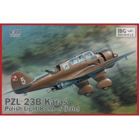 Ibg 72507 PZL 23B Karaś late