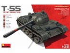 Mini Art 37027 T-55 Medium tank