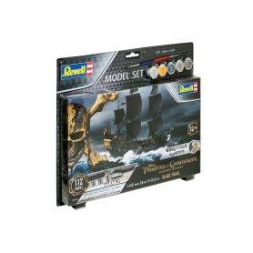 Revell 1:150 Czarna Perła | Model Set | w/paint |