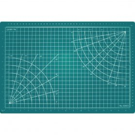 Excel 60009 Green Self-Healing Cutting Mat 24inch