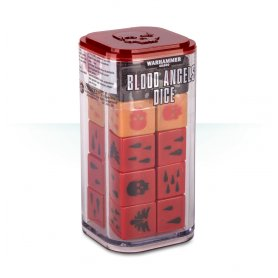 Warhammer 40000: Blood Angels Dice