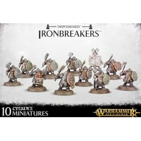 Dispossessed Ironbrakers