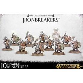 Dwarf Ironbrakers / Irondrakes