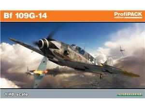 Eduard 1:48 Messerschmitt Bf-109 G-14 ProfiPACK