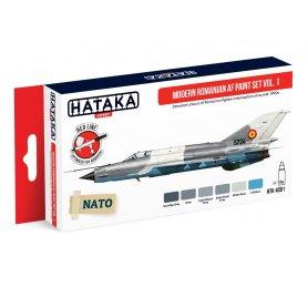 Hataka AS91 Modern Romanian AF paint vol.1