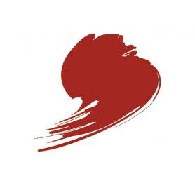 Hataka C132 ORANGE-LINE Flame Red - RAL 3000 - 17ml