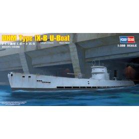 Hobby Boss 83507 1/350 Dkm Type Lx-B U-Boat