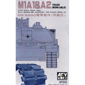 Afv Club 35012 Maa1 Big-Foot Track