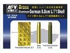Afv Club 35098 Ger. 8,8 Cm L/71 Sh.
