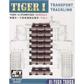 AFV Club 35129 Tiger I Tracklink