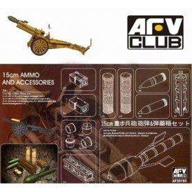Afv Club 35193 Sig 33 15Cm-Ammo Box