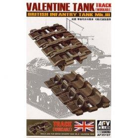 Afv Club 35197 Valentine Tank Track