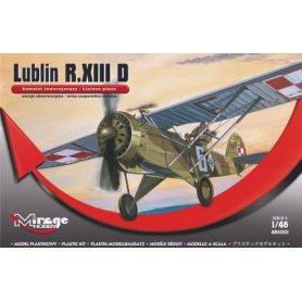 Mirage LUBLIN R.XIII D SAMOLOT TOWARZYSZĄCY