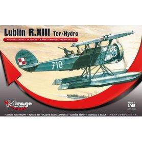 Mirage Lublin R.XIII Ter / Hydro (Morski samolot rozpoznawczy)