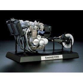 Tamiya 16023 Kawasaki Z1300 – Engine 1/6
